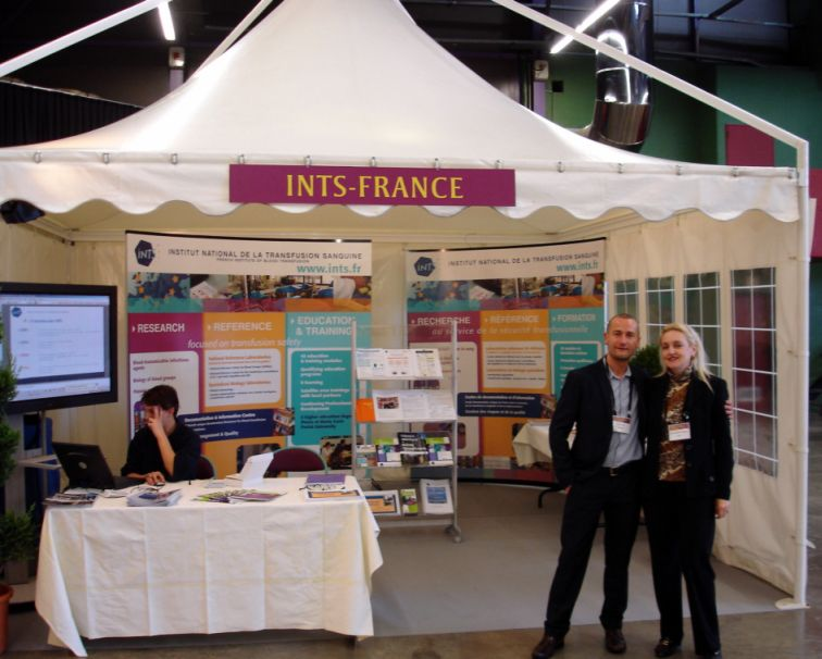 Beaune ints booth