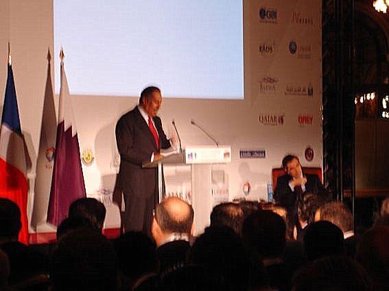HE Ahmad Jassim Al-Thani, Prime Minister, Qatar