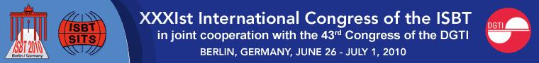 Isbt berlin banner