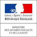 Logo ministere sante