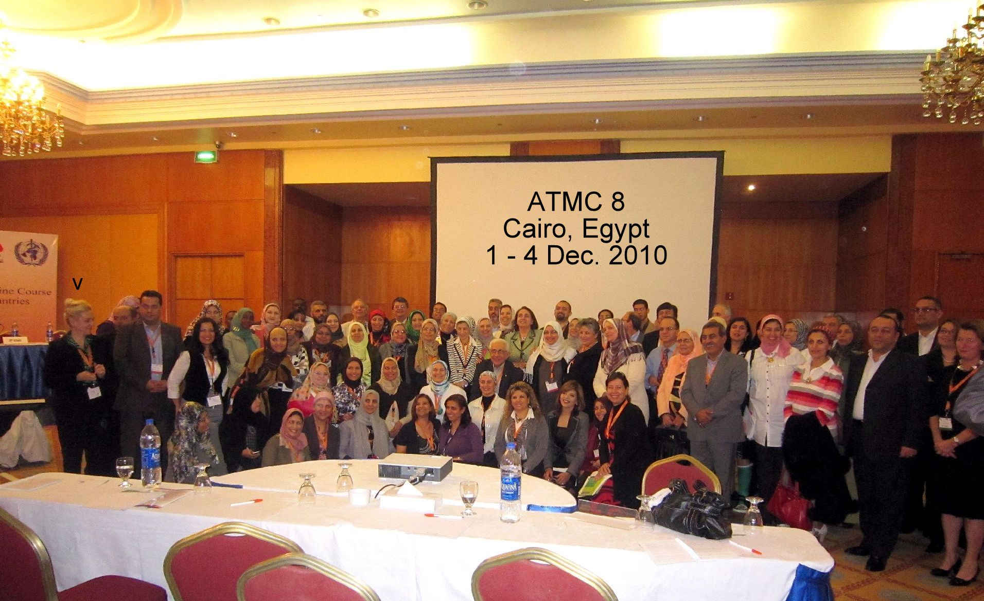 Transfusion medicine workshop for arabic speaking countries cairo dec 2010